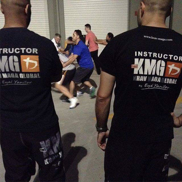 High Profile Proponents and Celebrities That Use Krav Maga
