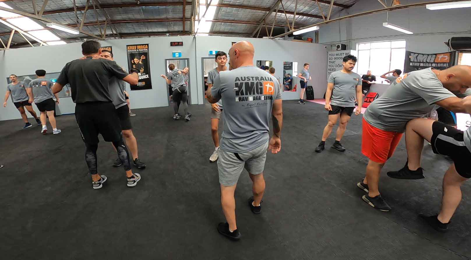 How and Why Krav Maga Will Change Your Life